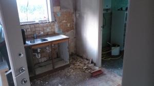slopen keuken