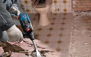 Tegels Verwijderen Badkamer : Badkamer slopen vanaf u ac bij sloopkenners