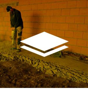 betonvloer Almere slopen