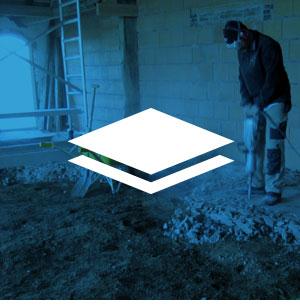 betonvloer verwijderen breda
